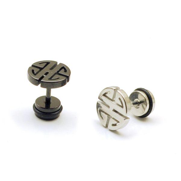 Character Finger Earring For Men Mens Earrings Online India Silver Gold Designs Single Stud Diamond