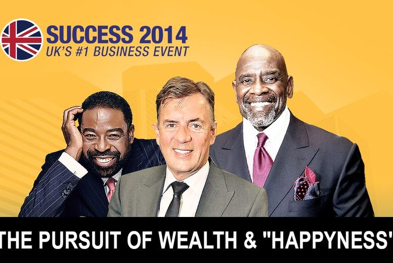 Success Summit 2014 Live with Duncan Bannatyne @ The ExCel