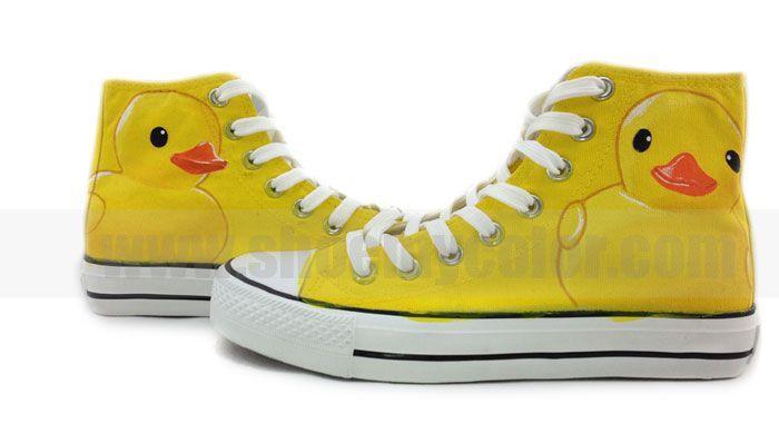 Converse so ducking cool.
