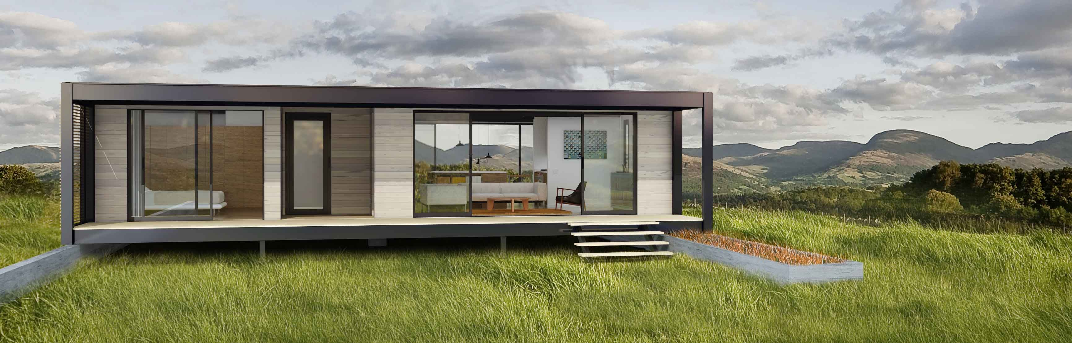 The excellent prefab homes affordable awesome ideas for for Modern container home designs