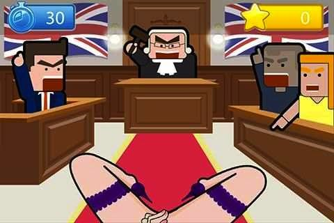 This is squirt alert, the game protesting the UK's ban on female  ejaculation in porn