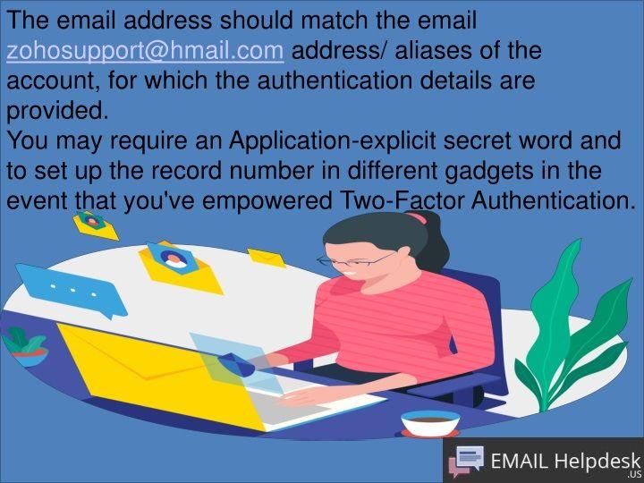 How To Setup Zoho Mail Smtp Server Configuration Email