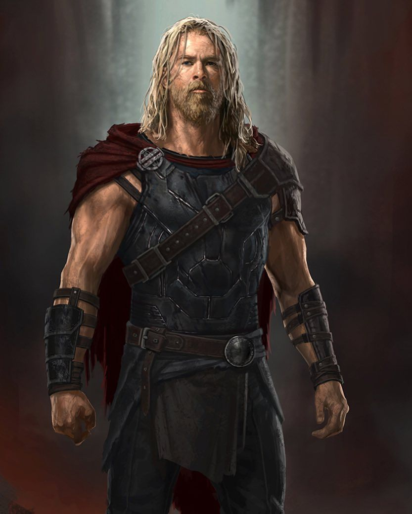 Thor: Ragnarok Concept Art and Illustrations by Andy Park | Concept Art World