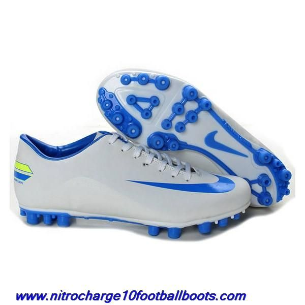 Buy Nike Jnr Mercurial Victory III AG White Blue For