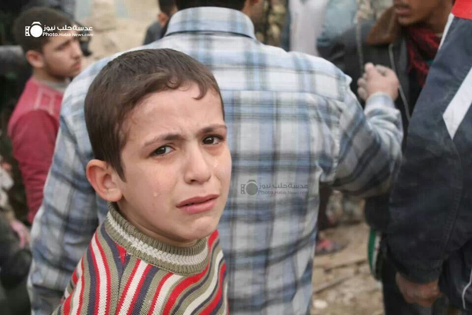 #SpeakUp4SyrianChildren