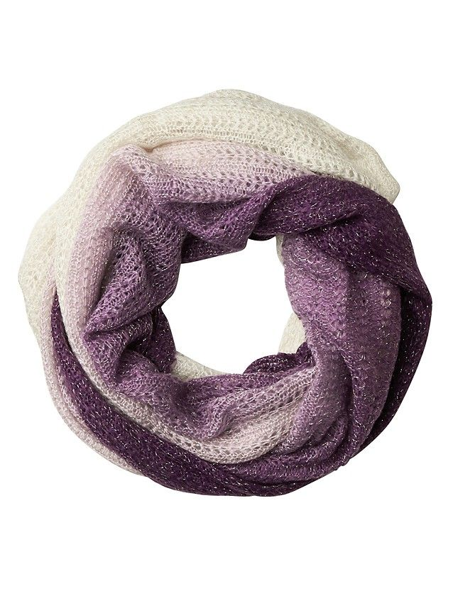 'Alexis' Ombre Knit Snood -