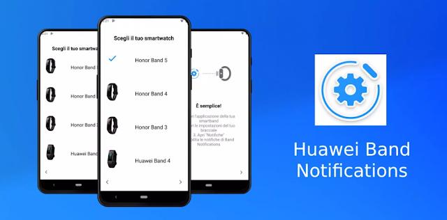 تطبيق لتصحيح الإشعارات على ساعات هواوي وهونر الذكية Hband Notifications تطبيق جديد يسمح لك بتصحيح مشاكل الإشعارات الخاصة في ساعات هواو Huawei Smart Watch Blog