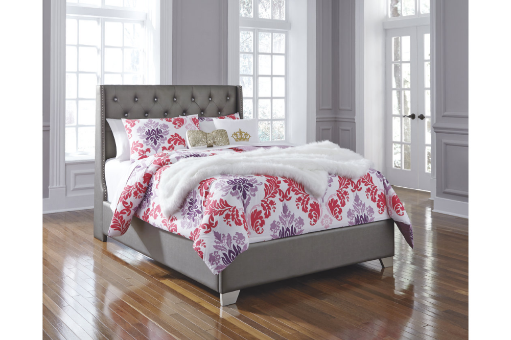 Coralayne Full Upholstered Bed Ashley Furniture