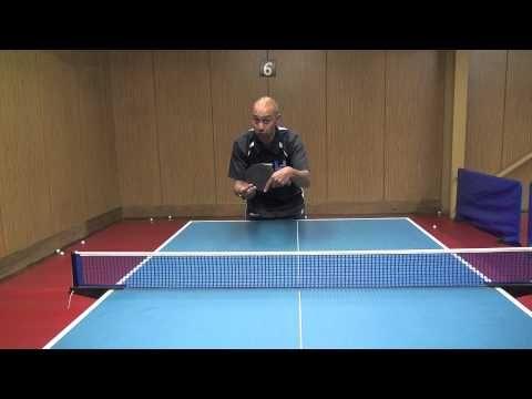 Match Strategy Playing As A Chopper Table Tennis Pingskills Youtube Table Tennis Tennis Videos Tennis