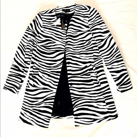 Talbots jacket size 10. Size 10, this jacket is sure to capture attention with its unique and fun funky print! Talbots Jackets & Coats Pea Coats