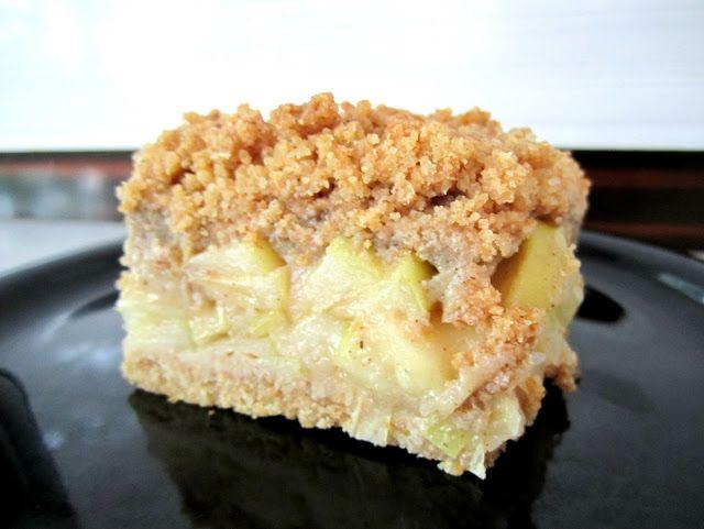 vegan apple streusel by bambi bake em up