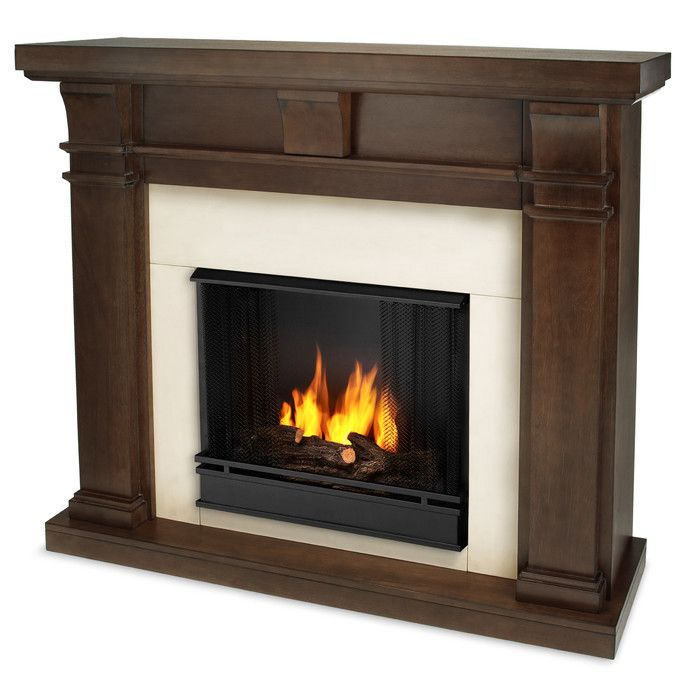 Real Flame Porter Gel Fuel Fireplace & Reviews | Wayfair