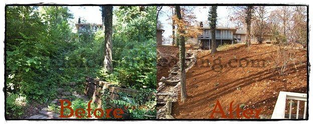 hillside clean - natural stone