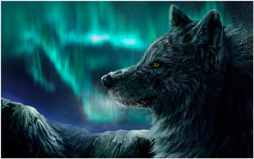 Northern Lights Wolf Wallpaper Northern Lights Wolf Wallpaper 1080p Northern Lights Wolf Wallpaper Desktop Animal Spirit Guides Wolf Wallpaper Animal Guides
