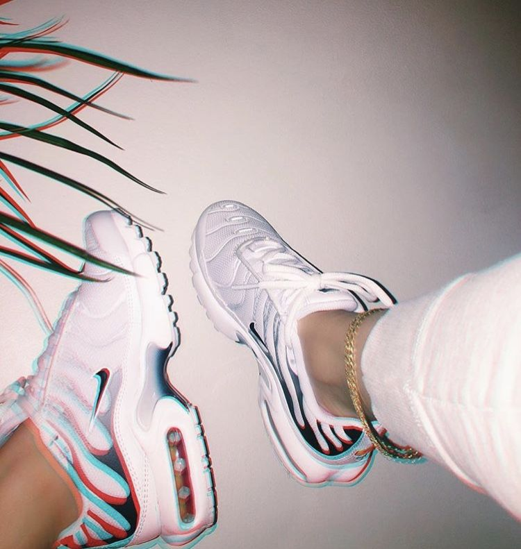 Popping the airbag on Nike Air Max Plus TN YouTube