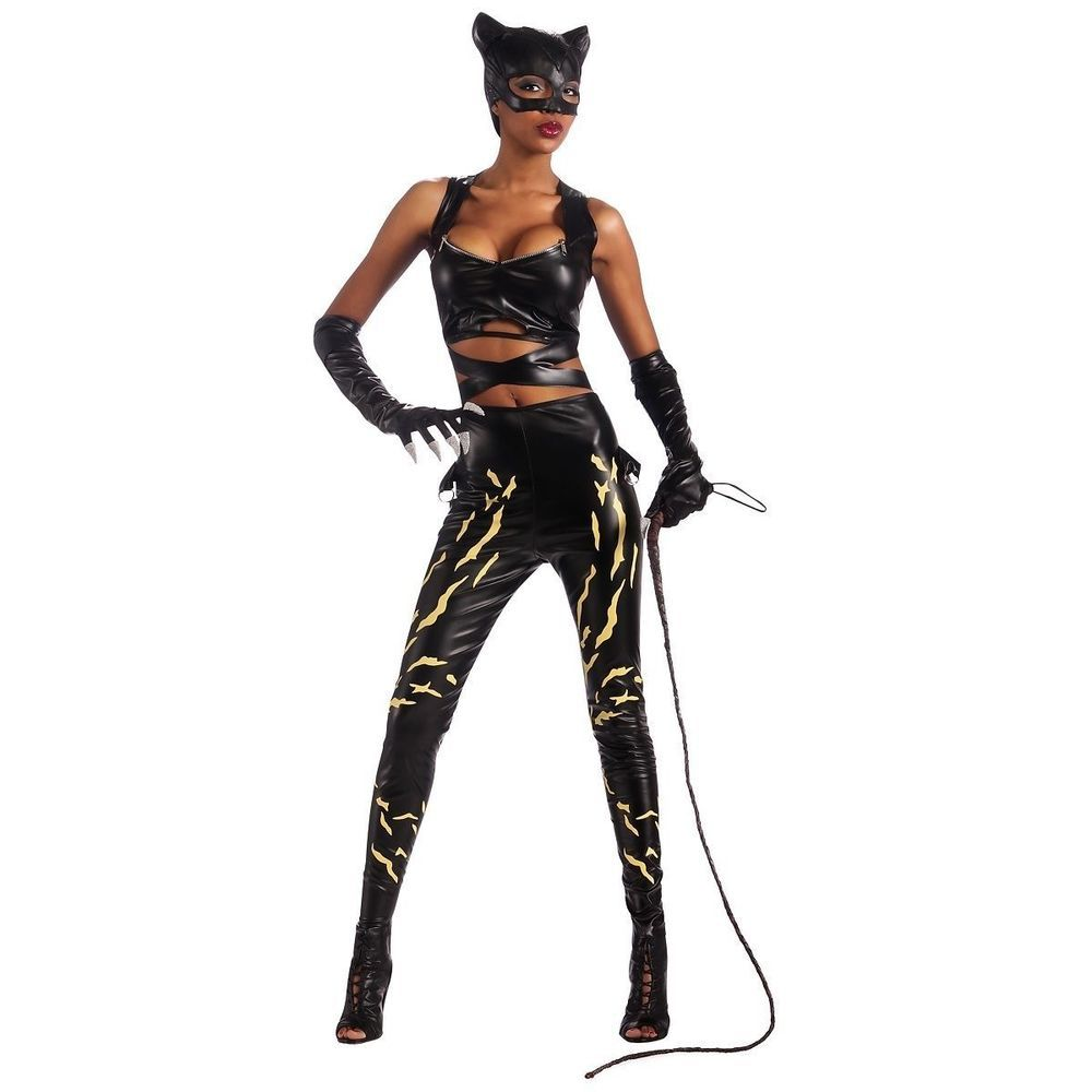 Sexy adult catwoman costume