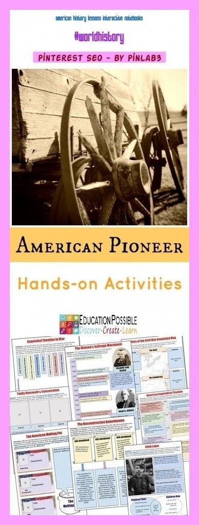 Photo of American history lessons interactive notebooks #american #history #lessons #inte…