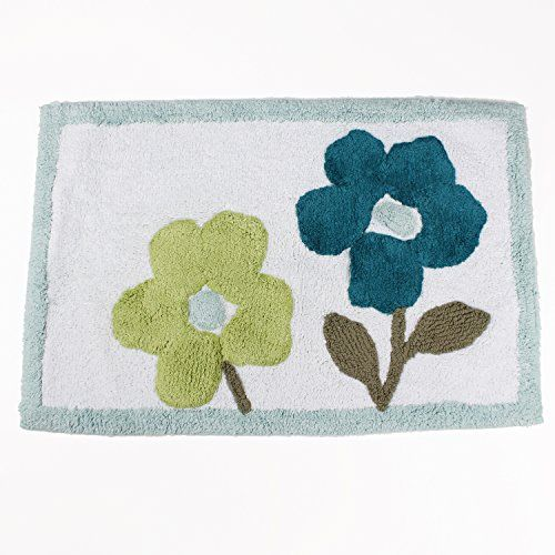 Saturday Knight Ltd Dragonfly Bath Rug, Bath Rug 30