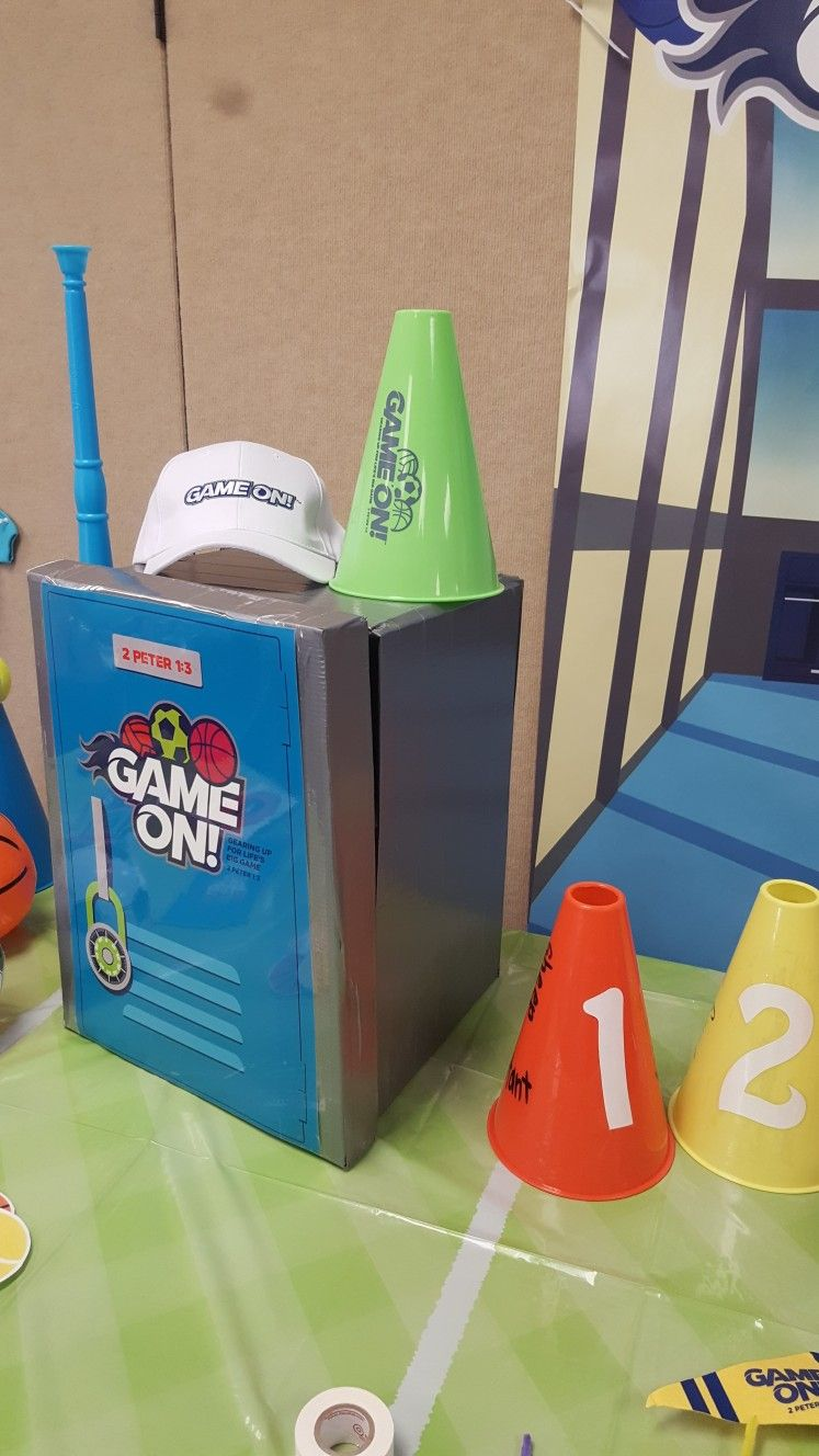 Props? | Vbs themes, Vacation bible school themes, Vbs