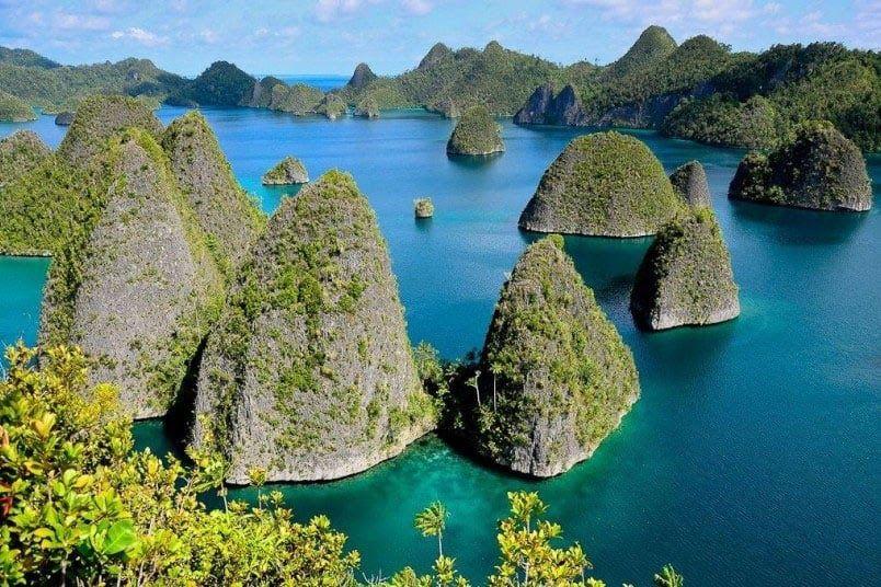 25 Pemandangan Indonesia Terindah Asia Eropa Travel Planner Services Acara Internasional Dan Insentif Google Has Many Special Di 2020 Pemandangan Pantai Pariwisata