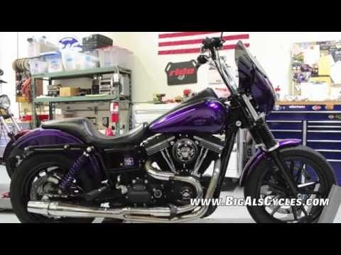Videos | Big Al's Cycles | Frame & Exhaust | Street bob, Harley