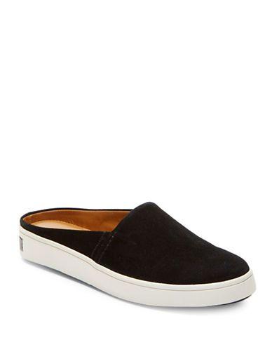 Sabrina Backless Slip-On Sneakers