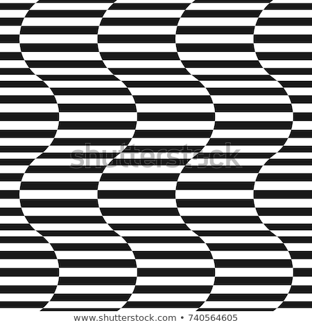Black And White Stripes Vector Seamless Pattern Creative Geometric Background Seamless Patterns Geometric Background Line Design Pattern