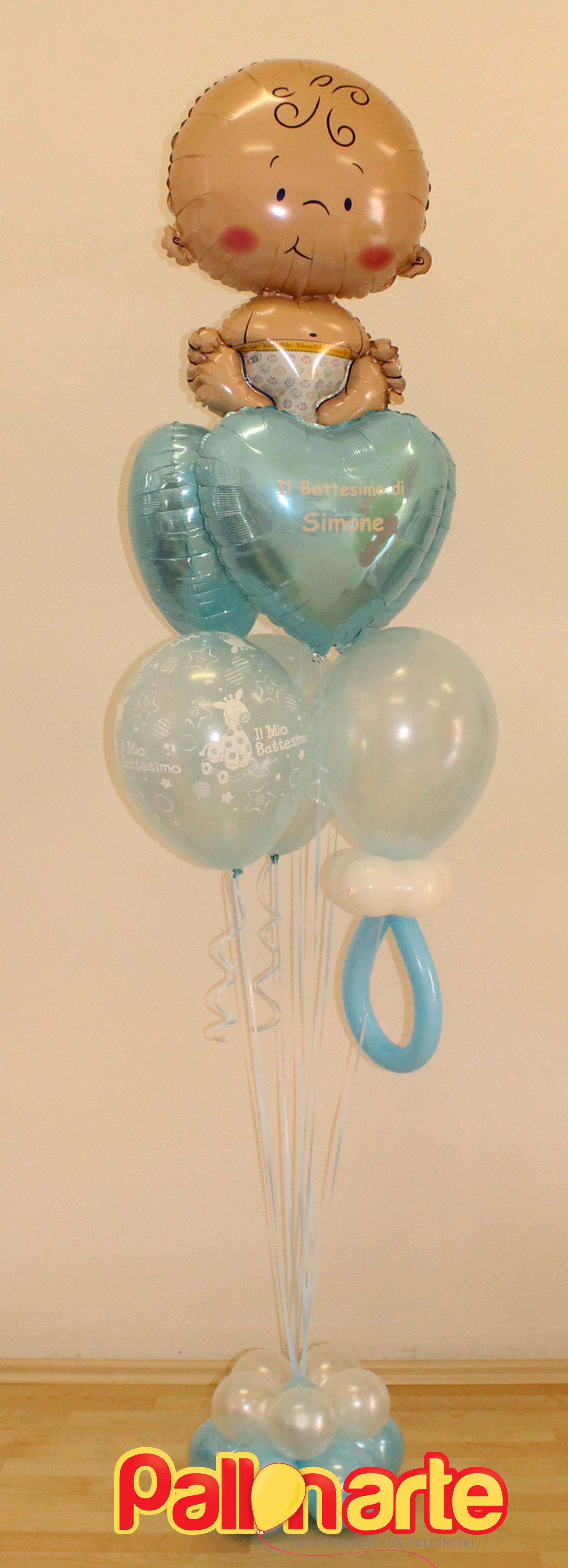 baby balloon bouquet