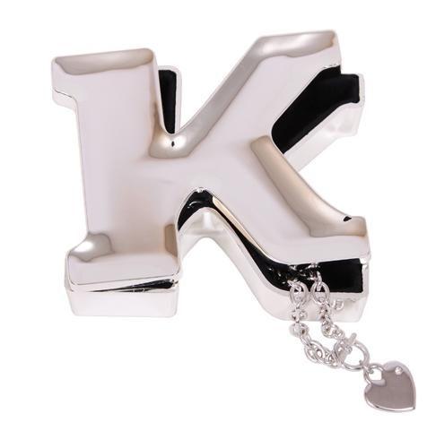 Lori Greiner Safekeeper initial jewelry box 19 Initial K