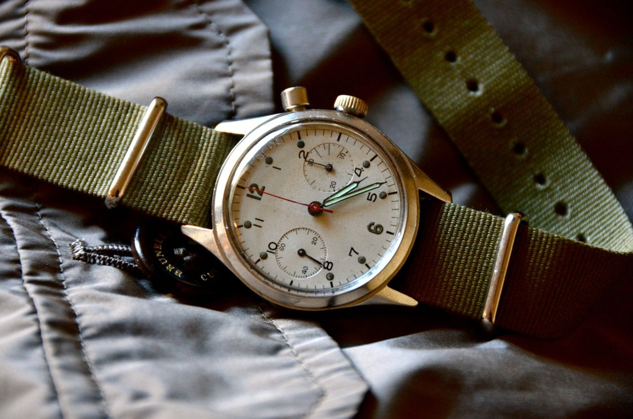 An Entry From Sig Et Al Vintage Watches Military First Watches For Men