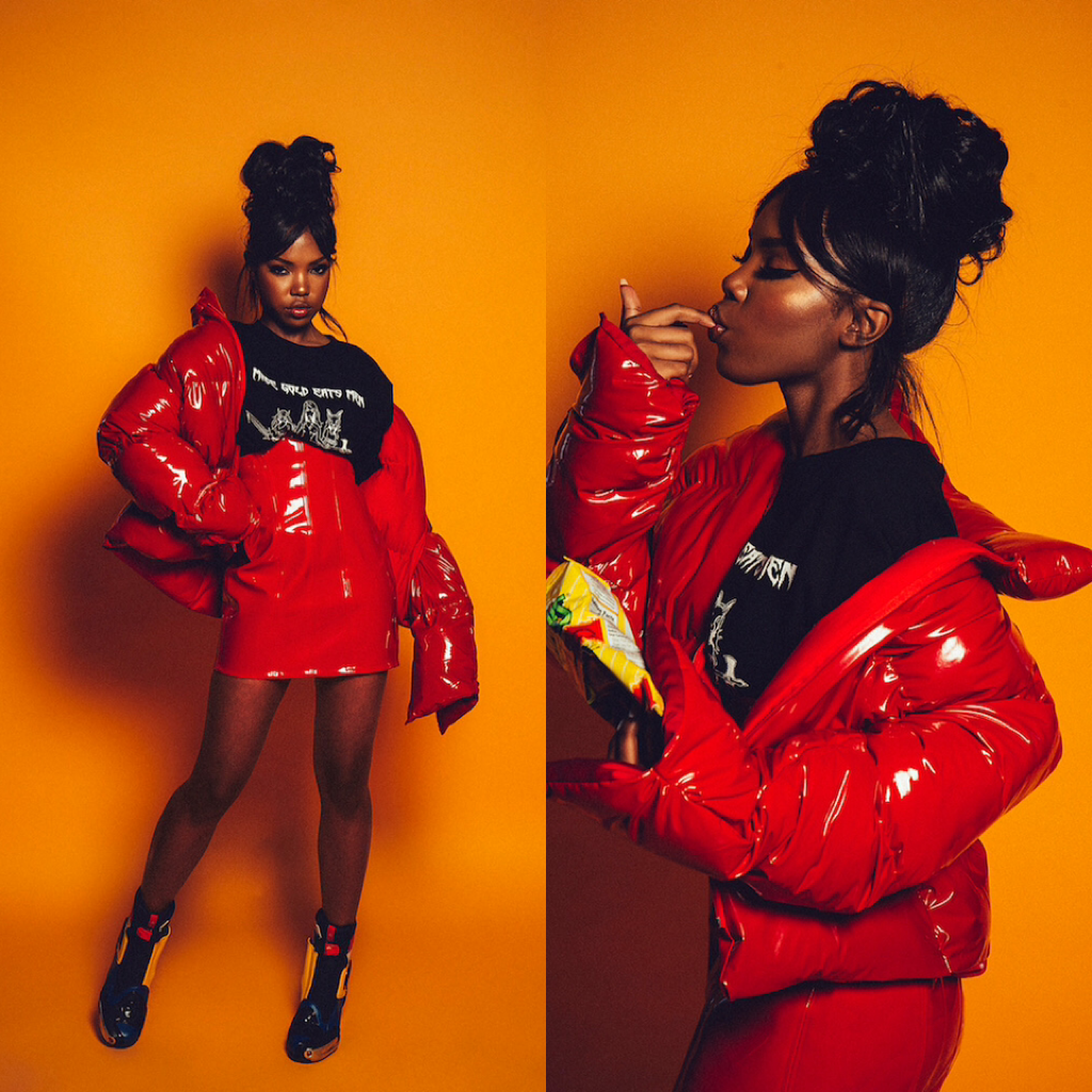 Black Girl Fashion 2019: Ryan Destiny X Galore In 2019