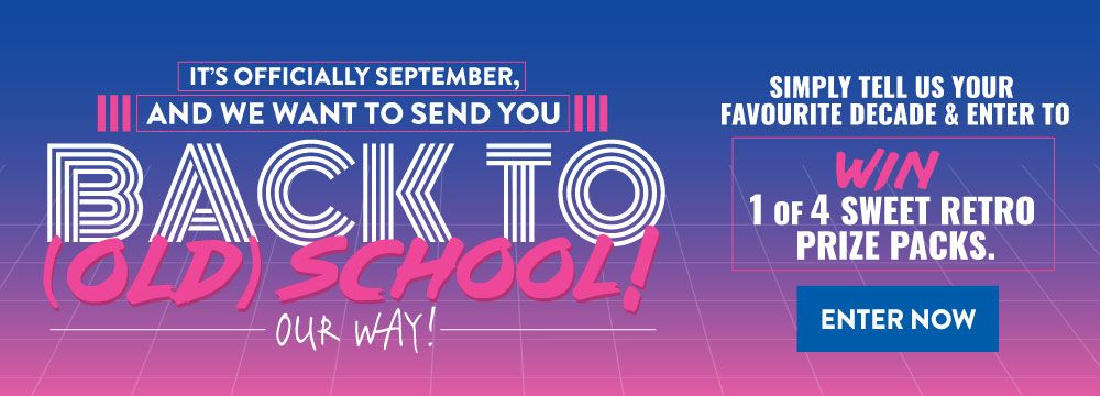 Win 1 of 4 Back-To-Old-School retro prize packs from Music Vaultz ,here >> https://contestscoop.com/?p=5686