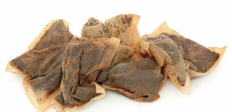 9 ways to use tea bags in the garden