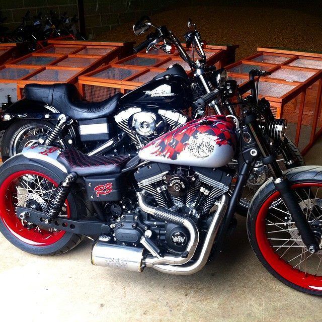 Milwaukee V-Twin Forum - Community & Infos über Harley