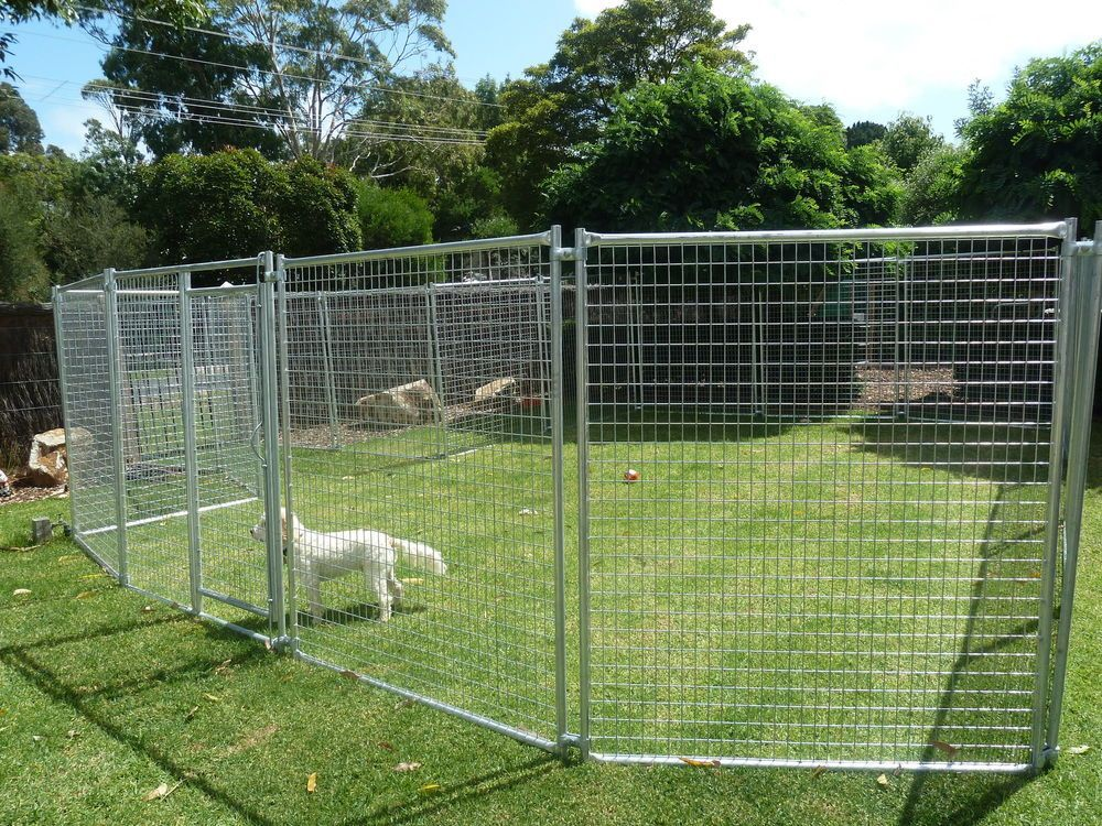 best temporary fencing for dogs - Google Search