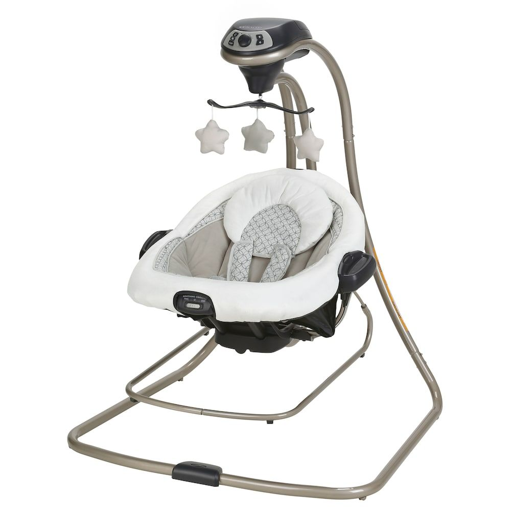 Graco Duetconnect Lx Swing Baby Swings And Bouncers Baby Swings Baby Bouncer