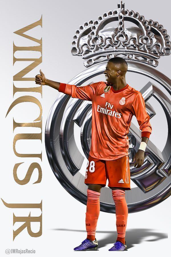 Vinicius Jr Cristiano Ronaldo Junior Real Madrid Wallpapers Real Madrid History