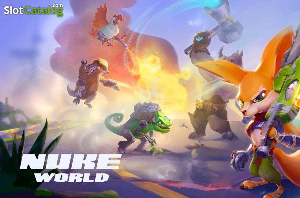 Nuke World Slot Machine