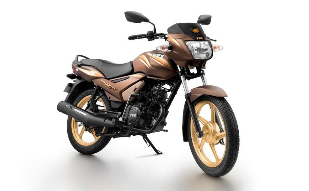 Tvs Star City Chocolate Gold Edition Launched Priced At Rs