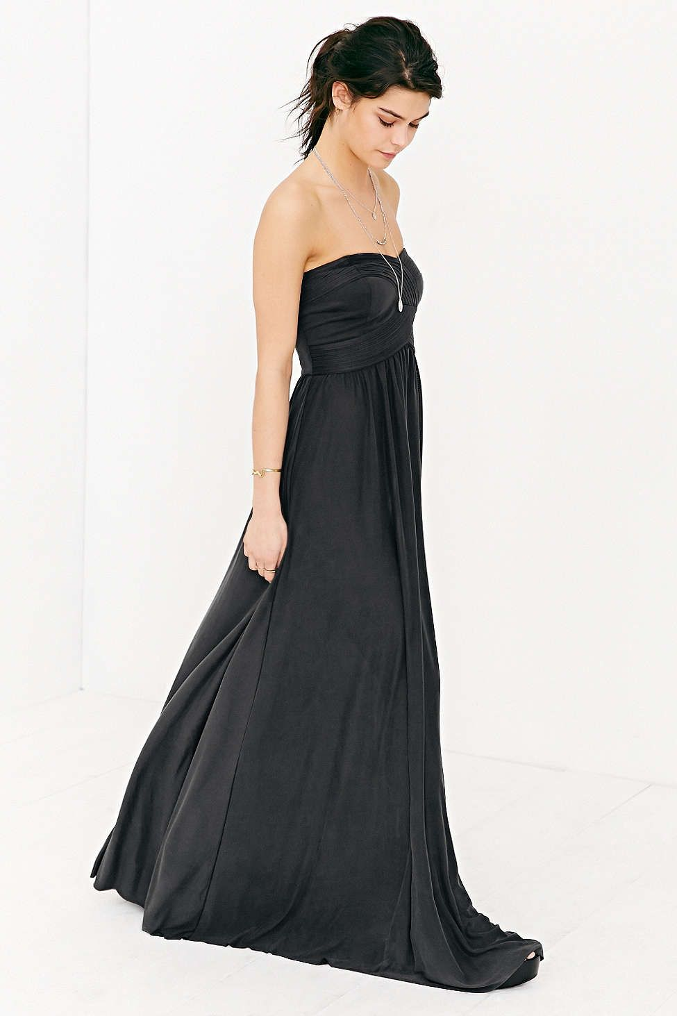 4ef379b0d2189 Kimchi Blue Gretchen Strapless Maxi Dress | prom15 | Urban ...