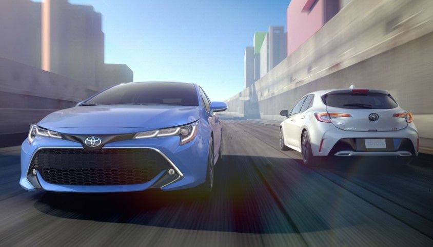 Explore The 2020 Toyota Corolla Features Specs With Images Toyota Corolla Toyota Corolla Hatchback Hatchback