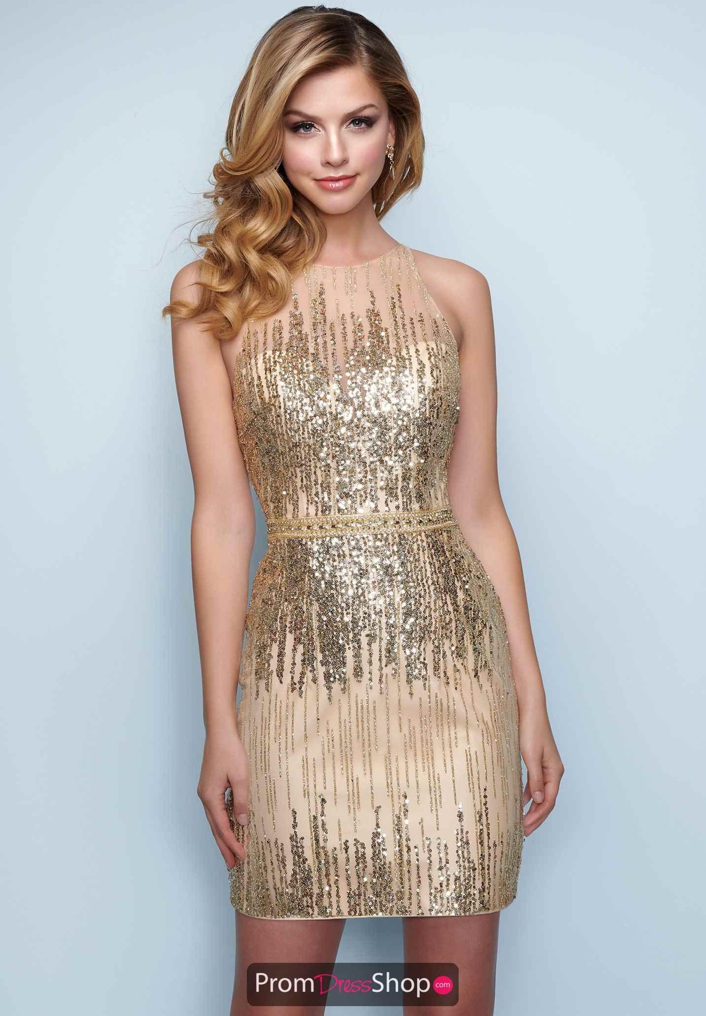 Splash Dress E864 | PromDressShop.com | Dresses, Short ...