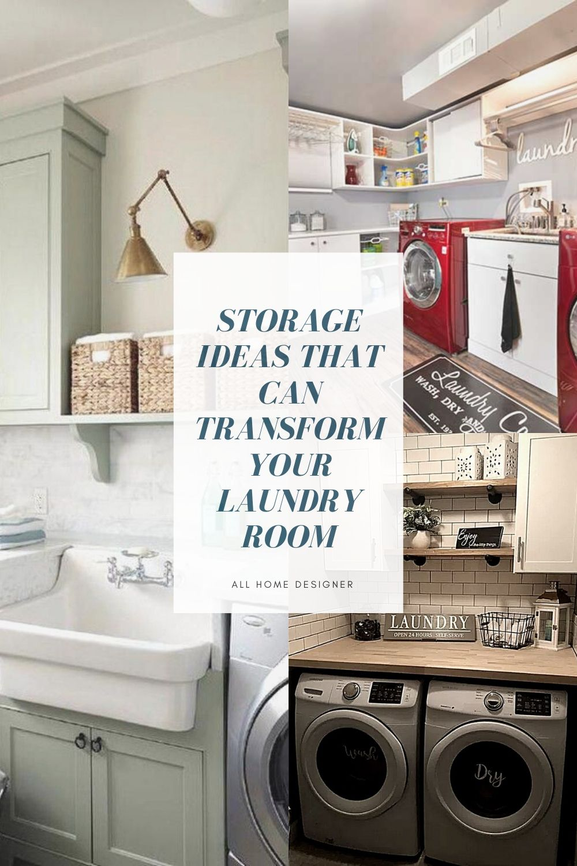 Laundry Room Storage Ideas #laundryroomcabinet