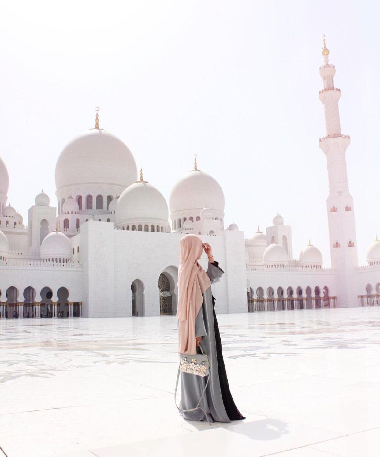 Hijabisglam Foto Wisata Mekah Perjalanan