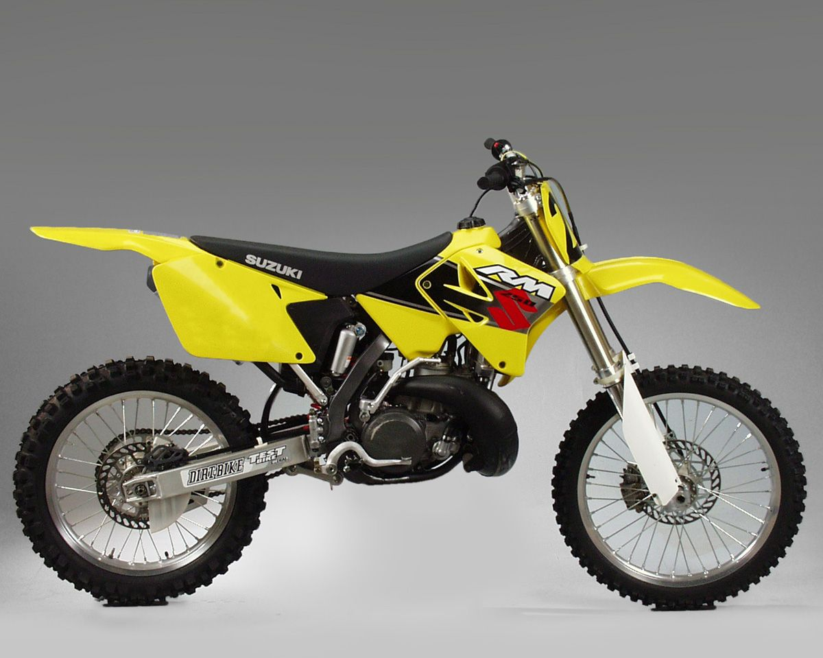 DIrt Bike Magazine | BEST USED BIKE EVER: SUZUKI RM250