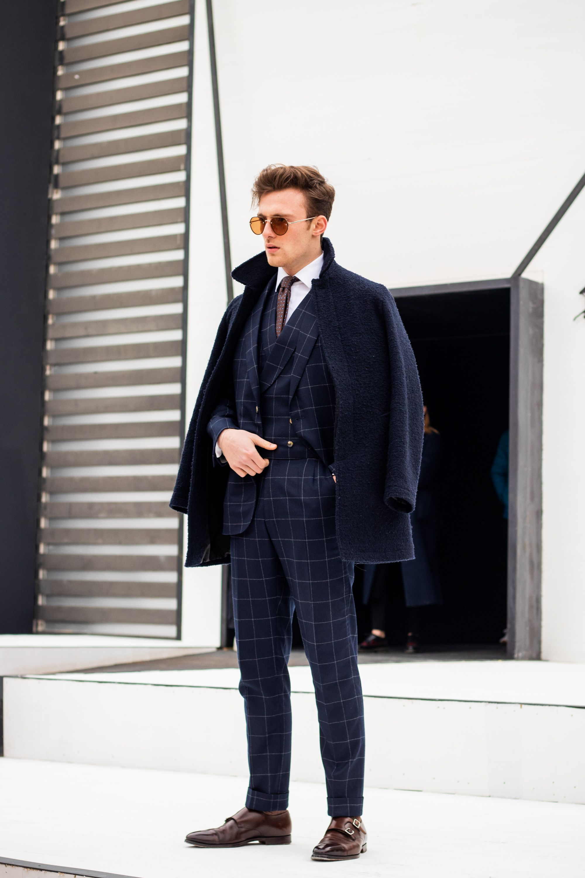 26c47882ae7 Bespoke suits and overcoats from Savile Row tailor Cad & The Dandy. Buy  bespoke suits and men's accessories from Cad & The Dandy in London, New  York and ...