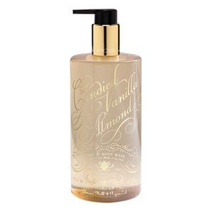 MOR Cosmetics Emporium Collection Hand and Body Wash, Candied Vanilla Almond, 16.9 oz $30