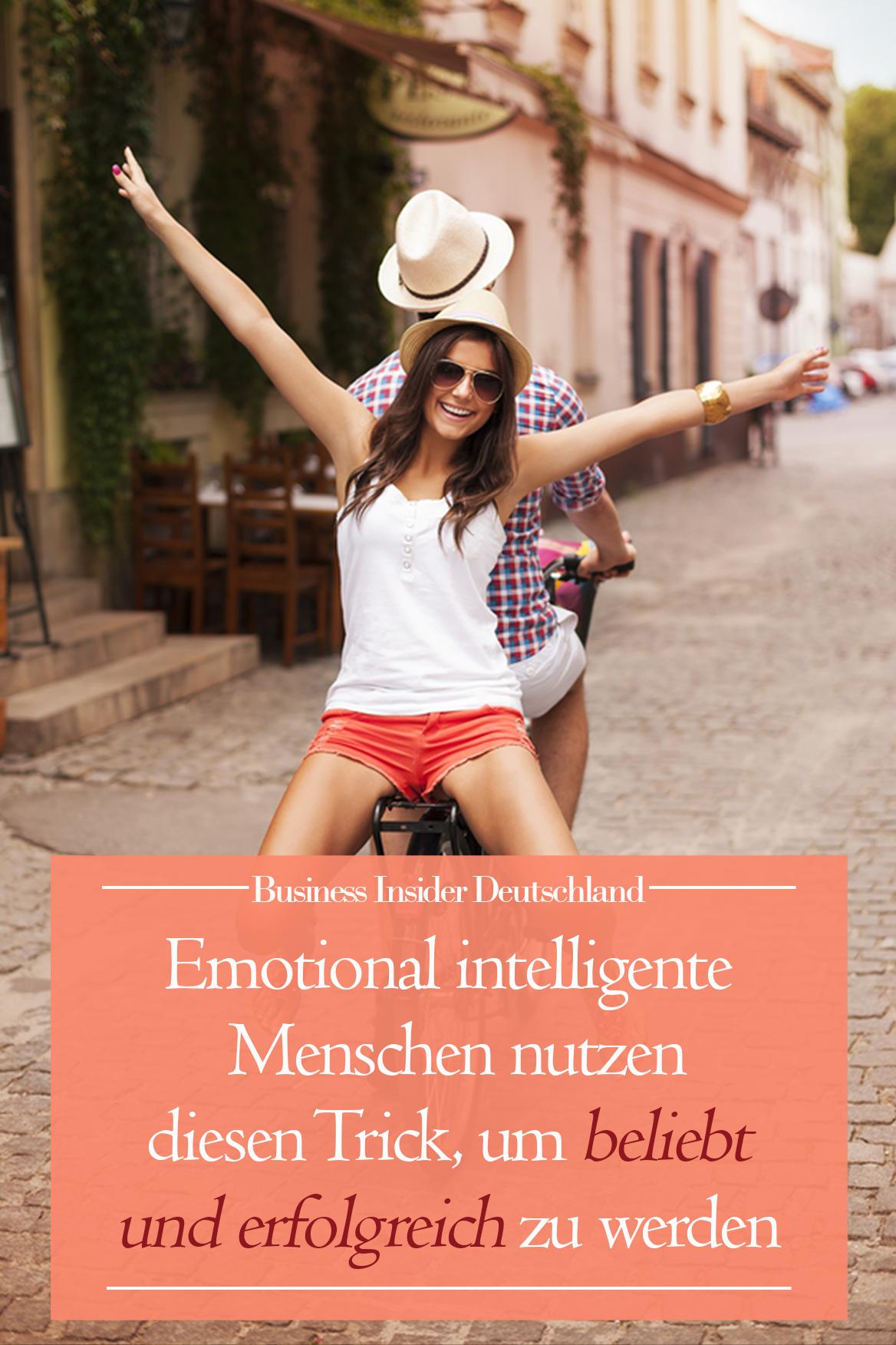 Emotional Intelligente Menschen Nutzen Diesen Trick Um Beliebt Und Erfolgreich Zu Werden Intelligente Menschen Mensch Intelligente