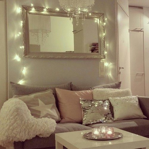 Apartment Decorating Ideas No Matter What Kind Of: Hanging Lights Are A Perfect Addition To A Room, No Matter