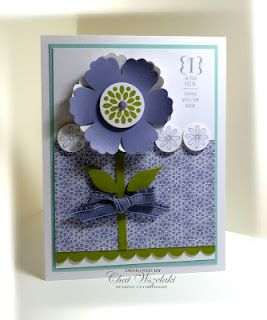 Me, My Stamps and I - SU card by Chat M Wszelaki